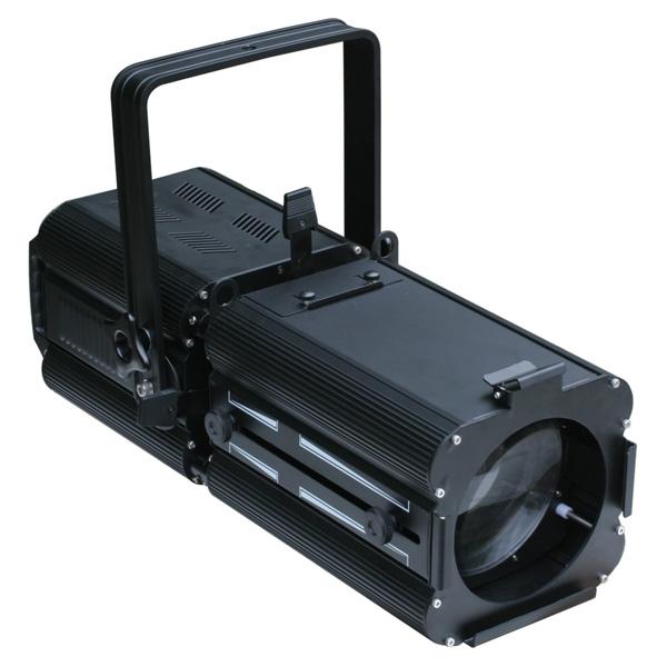 Led Spotlight Stage Light: 200W/150W LED White Zoom Profile Spotlight